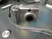 Used And Untested - Canon Powershot A75 3.2mp Digital Camera For Parts Or Repairs