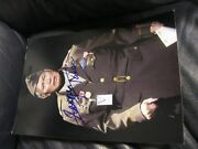 George Takei Autographed Photo Beckett Auction Certified