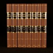 1827 8vol Lodge Portraits Of Illustrious Personages Of Great Britain Very Fine