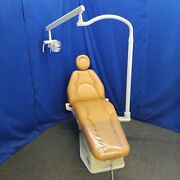 Sds Biscayne Orthodontics Dental Patient Chair And Light