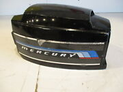 Mercury Outboard Top Motor Engine Cowl Cover Merc 110 Black 1970and039s