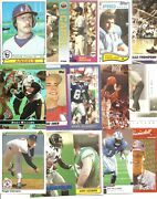 15 Different University Of Texas Longhorns Alumni Cards Roger Clemens Williams