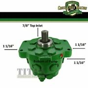 Ar94661 Compatible With John Deere Hydraulic Pump 4000 4020 4040 4230 4240