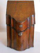Antique Knife Box Late 18th Century- Early 19th Century