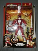 Power Rangers Megaforce Armored Mighty Morphin Red Ranger Figure