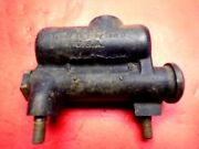 1930 1931 Chevrolet Master Cylinder Housing Delco 5450256-16-r Resleeved 1 Bore