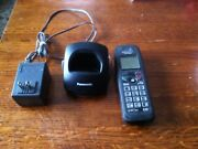 Panasonic Kx-td7696 Dect 6.0 Rugged Cellular Wireless Phone Handset / Charger