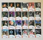 Unstoppable Cards The Prisoner Trading Card Collection