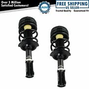 Kyb Strut Plus Sr4206 Front Strut And Spring Assembly Pair For Malibu Grand Am