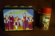 Vintage 1971 David Cassidy Tv Metal Lunchbox And Thermos Keith Partridge Family