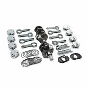 New Premium Forged Scat Rotating Assembly I-beam Rods Fits Ford 393 1-46235