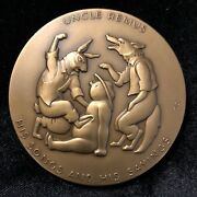 Society Of Medalists Bronze Medal 81 Harris Remus
