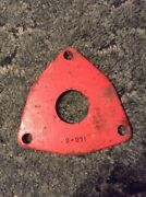 371 - A New Input Pressure Plate For A Bush Hog 105r 105s 109-or 306s Mowers