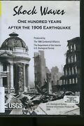 Shock Waves One Hundred Years After The 1906 Earthquake Dvd, 2006