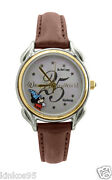 New Ladies Disney Mickey Mouse Sorcerer Fantasia Limited Edition Watch
