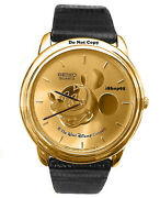 New Ladies Disney Mickey Mouse Seiko Medallion Limited Edition Watch