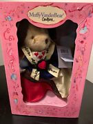 Muffy Vanderbear Couture Queen Of Hearts Nabco Limited Edition Plush Bear