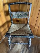 Antique Hitchcock Furniture Chair