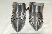 X-mas Medieval Steel Sabaton Or Sca Fighting Combat Armour Sports Historical