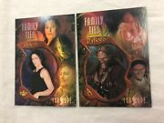 Farscape Season 3 Trading Cards Pack Fresh Family Ties Foil Aeryn And D'argo