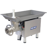 New Meat Grinder 2 Hp 220v Cast Iron Pro-cut Kg-22-w-xp 9894 Commercial Nsf