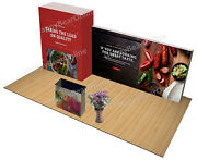 Trade Show Display Quick Pop-up 20ft Booth Store Room Graphics Included Z-06