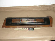 75 Cadillac Fleetwood Right Pass Side Rear Upper Door Panel And Pull Handle Trim