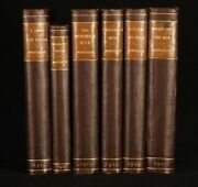 1910-27 6 Vols Works Of Charles Edward Montague First