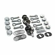 New Premium Forged Scat Rotating Assembly I-beam Rods Fits Chevy 407 1-41305