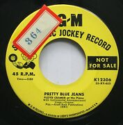 50and039s And 60and039s Promos 45 Floyd Cramer - Pretty Blue Jeans / Good Time Cake Walk On