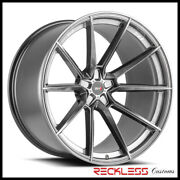 Savini 20 Svf-04 Graphite Concave Wheel Rims Fits E53 Bmw X5