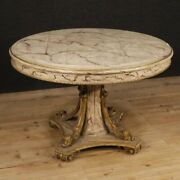 Table Living Room Furniture French Lacquered Wood Antique Style Dining Room 900