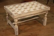 Coffee Table In Lacquered Wood Furniture Antique Style Vintage Living Room 900