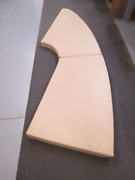 2005 Glastron Gs 219 Boat Cuddy Cabin Starboard Side Seat Cushions