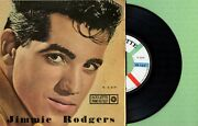 Jimmie Rodgers / Woman From Liberia / Roulette R 3.219 Press Spain 1961 Ep Ex