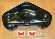 1957 Chevy Dual Quads 2 X 4 Batwing Air Cleaner Steel Usa Made