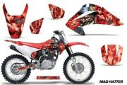 Dirt Bike Graphics Kit Decal Wrap For Honda Crf150 Crf230f 2003-2007 Hatter R R