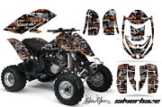 Atv Graphics Kit Decal Quad Wrap For Can-am Bombardier Ds650 Ds 650 Sssh O K