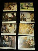 Antique Vintage I Ought To Be In Pictures Movie Lobby Card Lot Set 8 1982 Simon