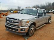 2011 Ford F350sd Pickup Front Axle Assembly Pickup Without Wide Track Drw