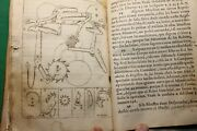 First Book Written In Spanish About Watches Year 1759