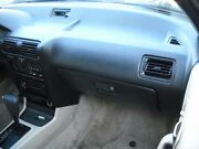 1990-1993 Honda Accord 4dr Glove Box Compartment Clean With Key Lock