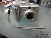 Used And Untested - Canon Powershot A75 Aiaf 3.2mp Digital Parts Or Repairs Only