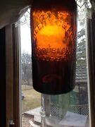Green And Clark Amber Blob Missouri Cider Ale Bottle Early Mo Rare