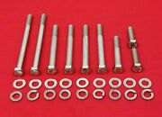 Ford Water Pump Bolts Kit Stainless Steel Hex 1996-2001 5.0l 302 Efi Explorer
