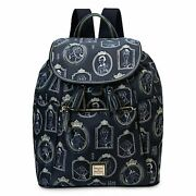 Nwt And Sealed Disney Dooney And Bourke Haunted Mansion Backpack Portraits