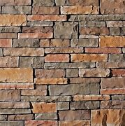 Stone Veneer Cultured New Mexico Cliff Face Stone 88 Square Feet -in Stock
