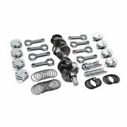 New Premium Forged Scat Rotating Assembly I-beam Rods Fits Chevy 407 1-41455bi