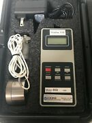 Mark 10 / Cooper Bgi Universal Force Torque Gauge Indicator With 10lb Load Cell