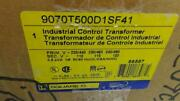 Square D 9070t500d1sf41 Transformer - New In Box Ready To Ship